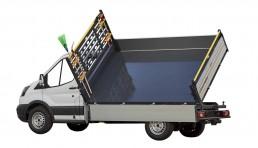 Ford Transit Ribaltabile Cucini