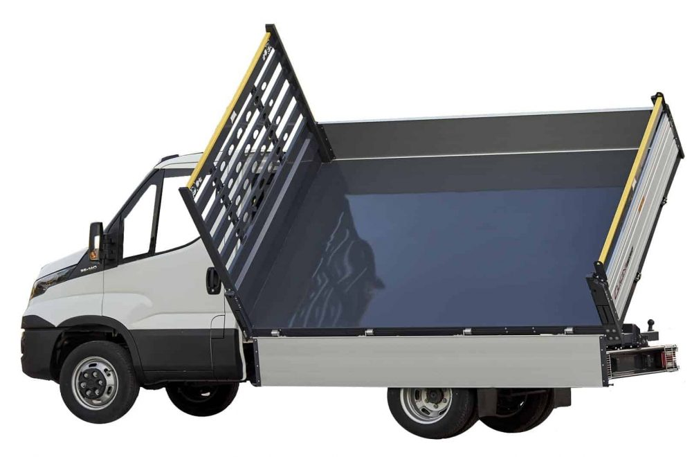 Iveco Daily Trilaterale Cucini